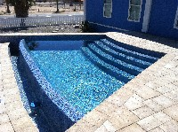 San Juan's Horizon Fiberglass Swimming Pool