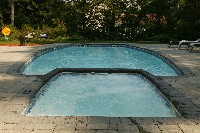 Olympus Fiberglass Pool and Spa